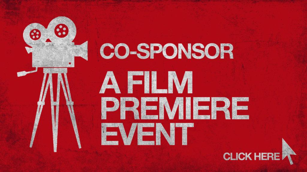 Co-Sponsor Film Premiere