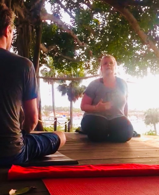 "Dharma Talk: ""The Four Immeasurables"" (5:30)"