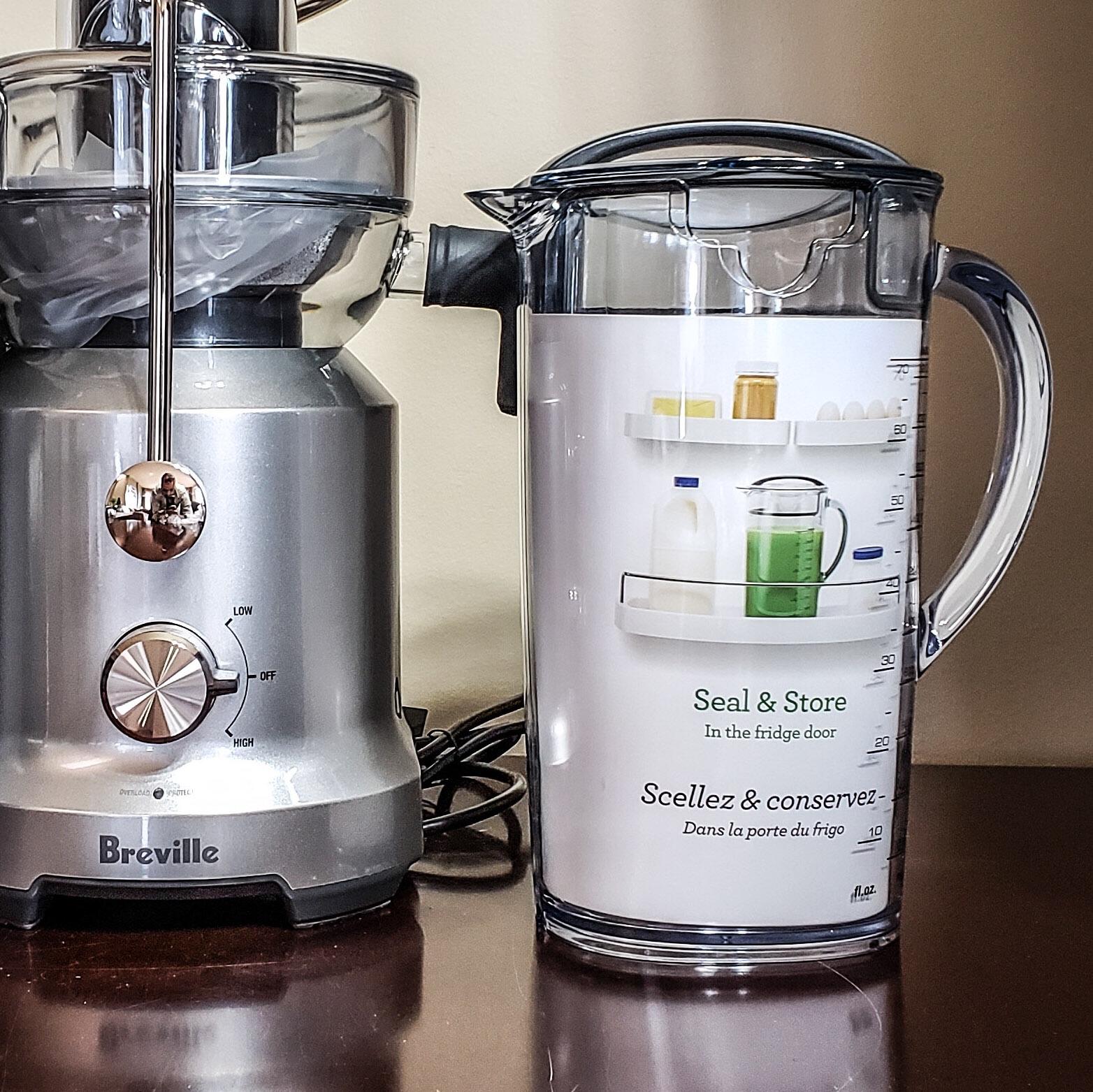 Breville Juice Fountain Cold - Jug