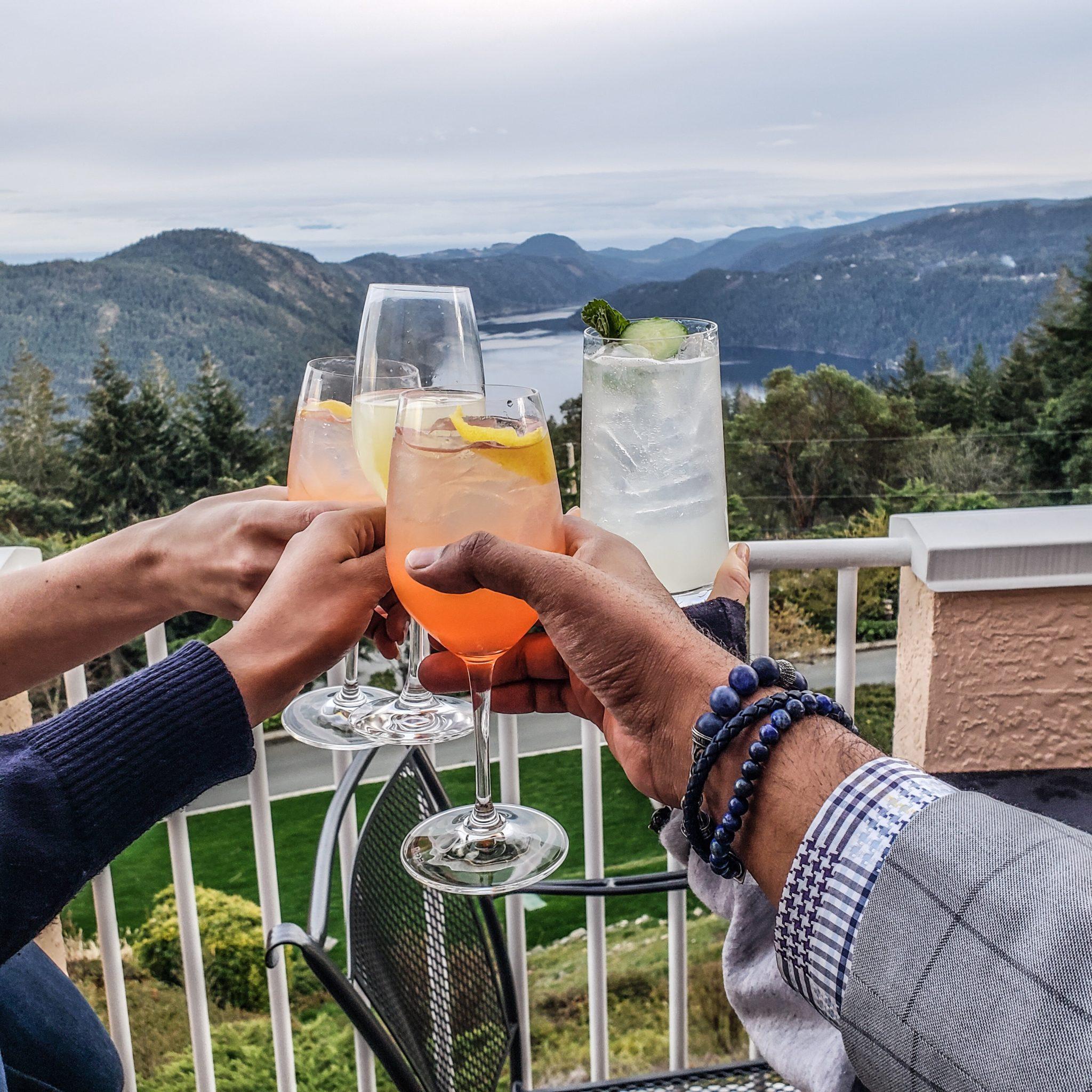 Alpina Restaurant - BC - Canada - Vancouver Island - Villa Eyrie - Cowichan Tourism - British Columbia