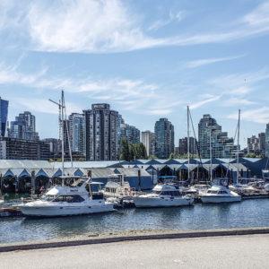 Vancouver - Canada - British Columbia - View