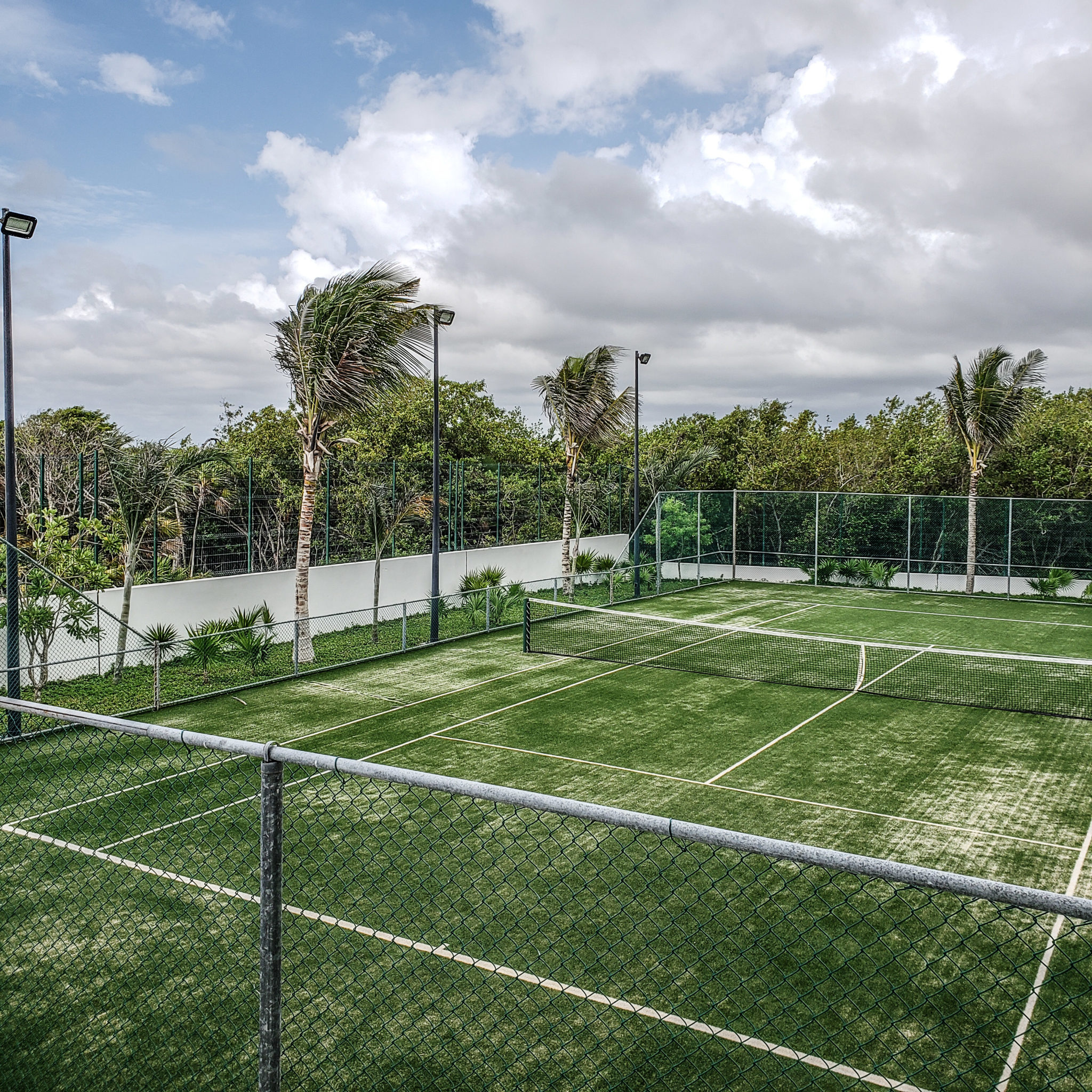 Haven Riviera - Cancun - Haven Resorts - Mexico - Quintana Roo - Tennis Court