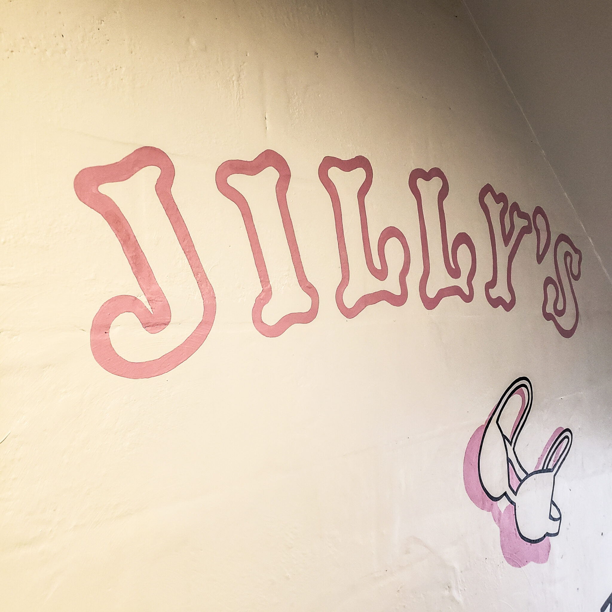 The Broadview Hotel - Broadview Hotel - Queen East - Toronto East - Toronto Life - Boutique Hotel - Jillys Artwork in Stairwell