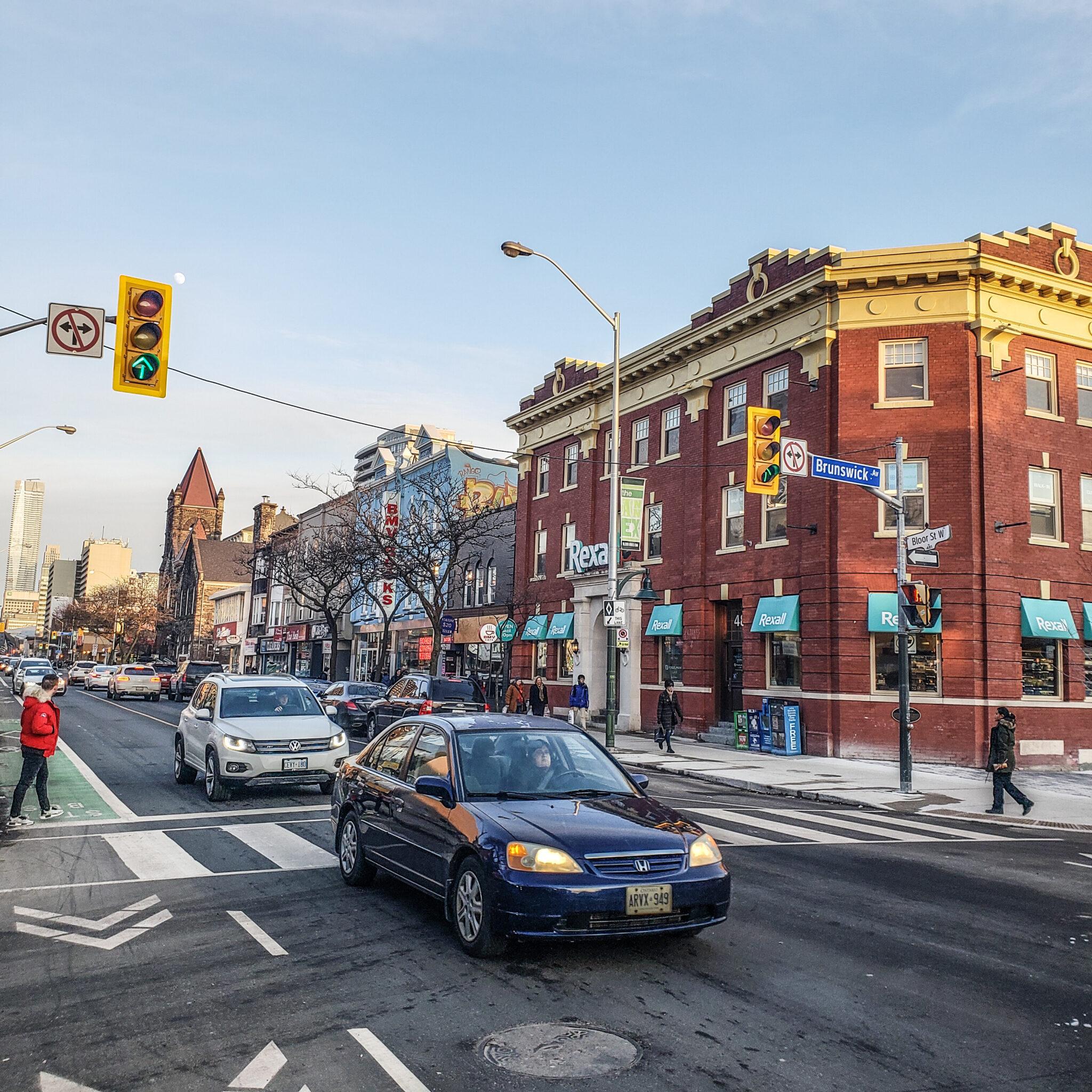 Annex Hotel - The Annex Toronto - Boutique Hotel - Bloor Street