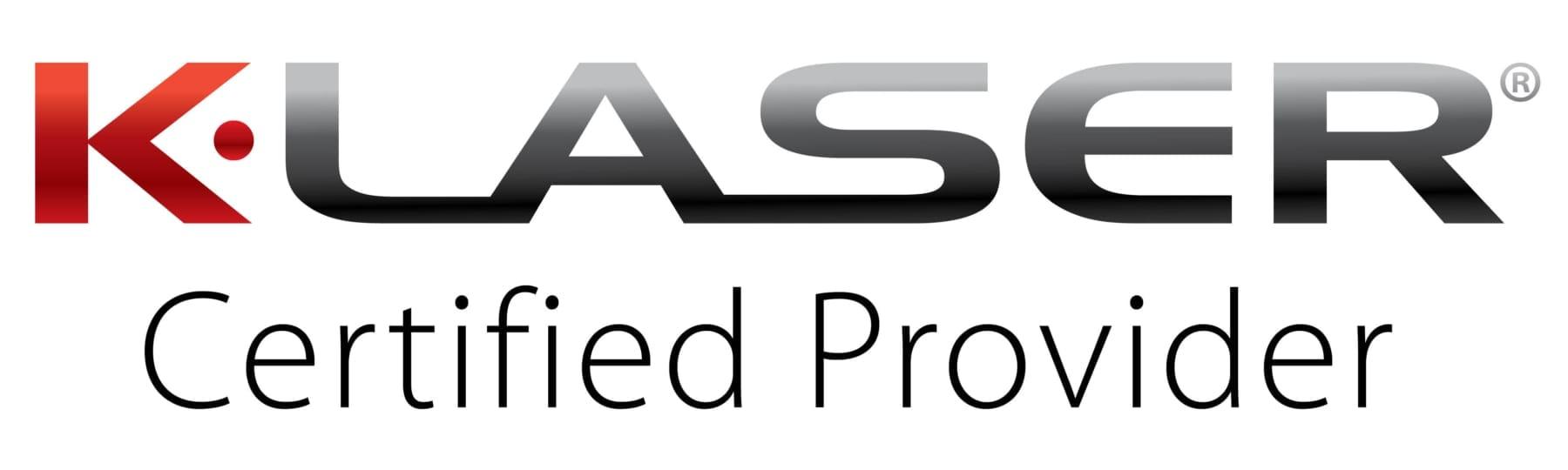K-Laser Certified Provider Indiana