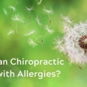How can chiropractic help with allergies