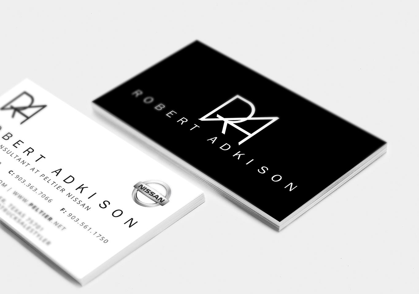 Robert Adkison Business Cards