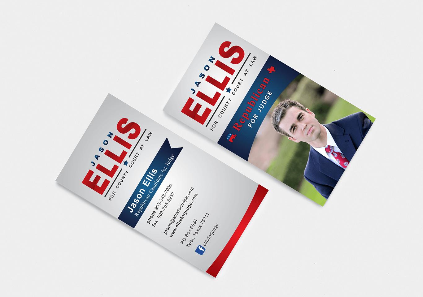 Jason Ellis Business Cards