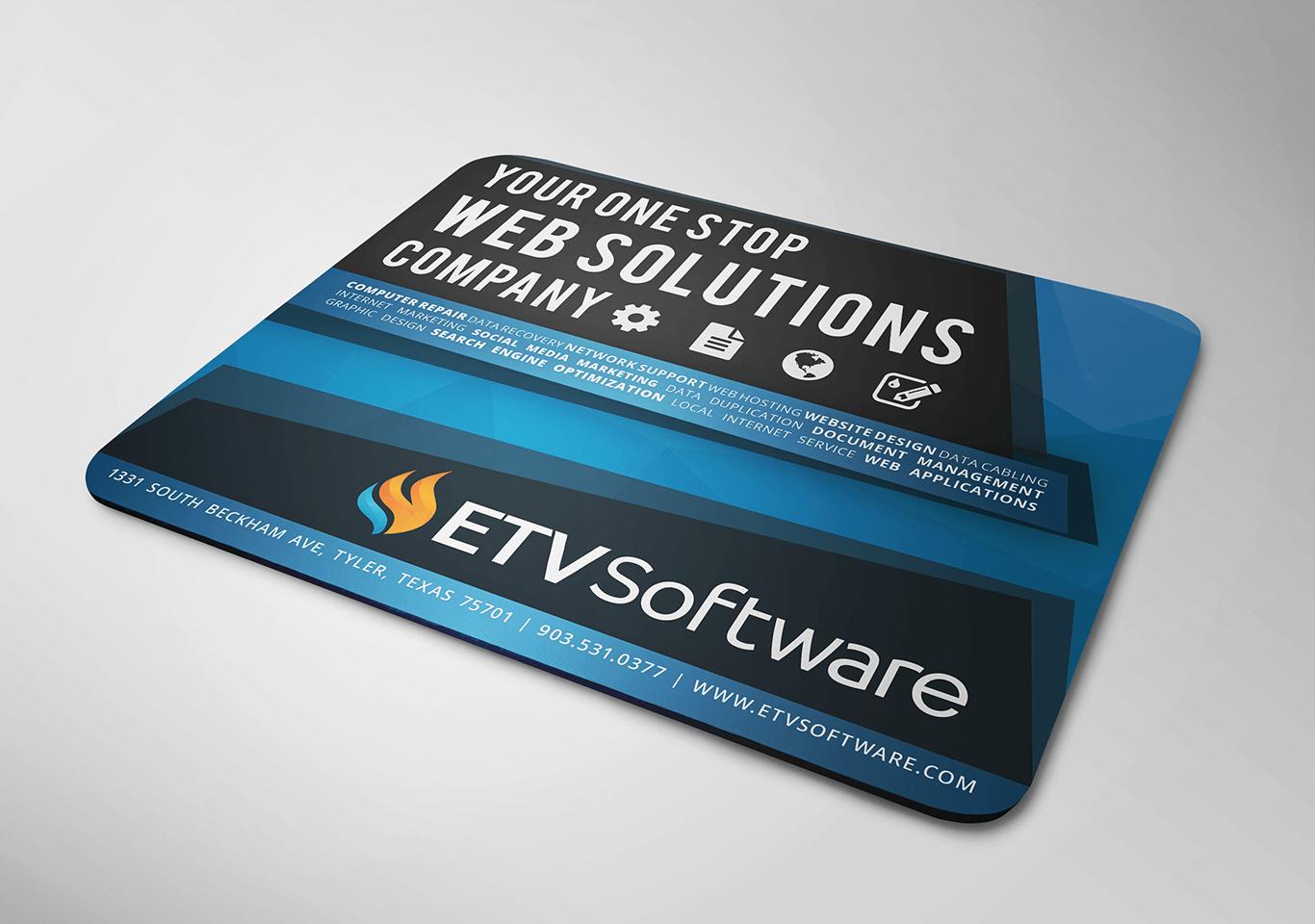 ETV Software Mousepad