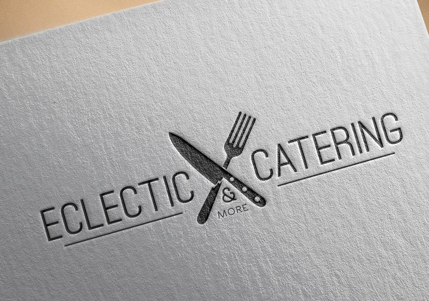 Eclectic Catering Branding