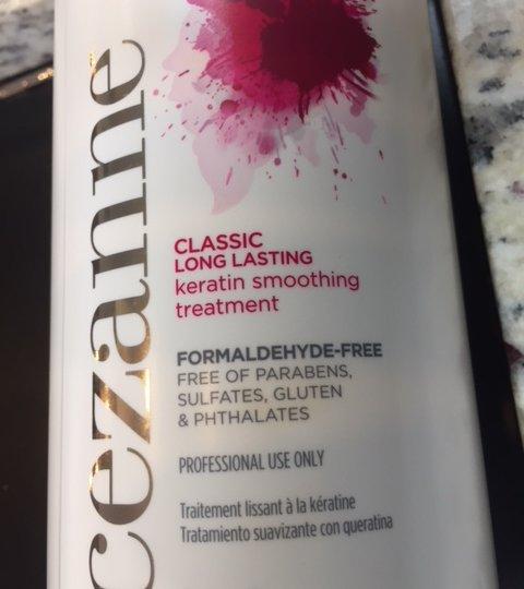 Formaldehyde-free-Keratin-treatment
