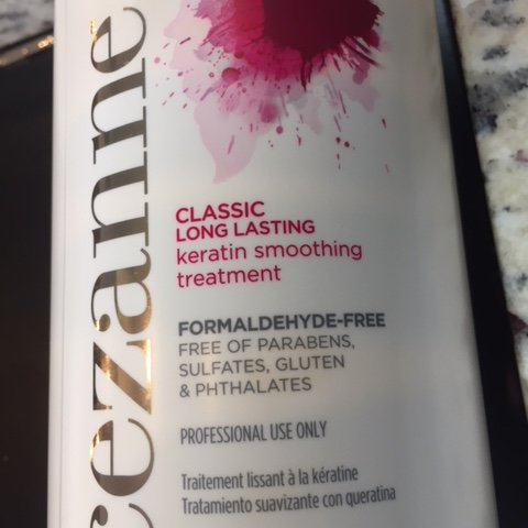 Formaldehyde-free-Keratin-treatment