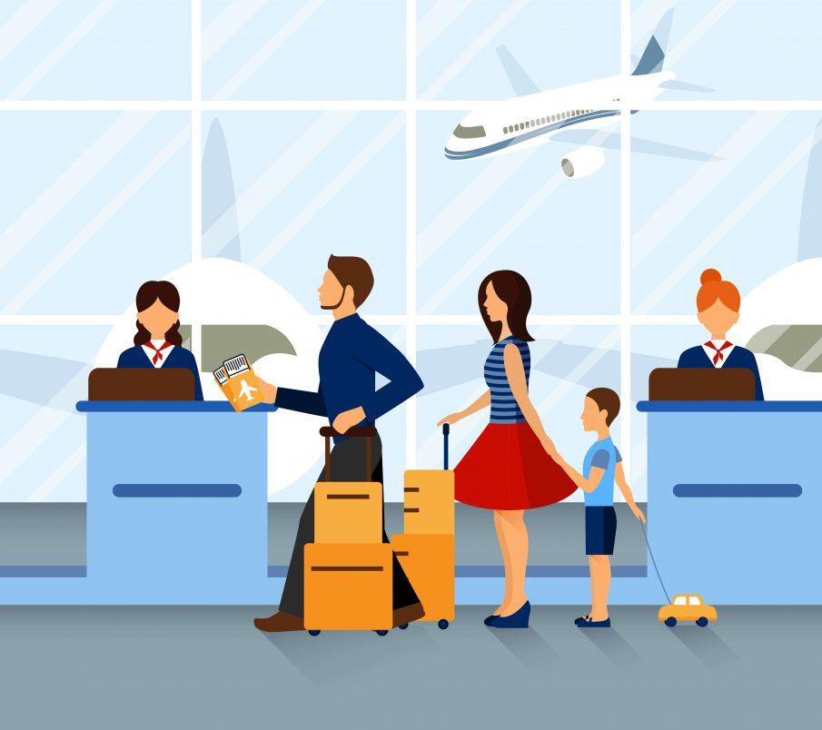 5 coisas que você não pode despachar em um voo