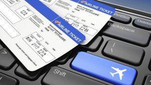 Como comprar passagem aérea?