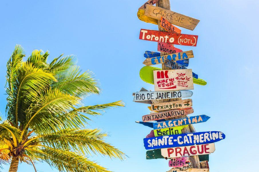 14 lugares baratos para viajar no final de ano