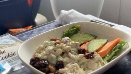 Comida vegetariana no avião: aprenda a solicitar