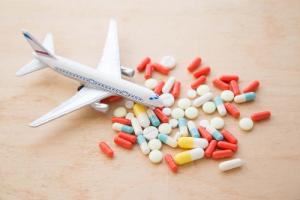 Remédios para viagem: a sua saúde deve ir na mala!
