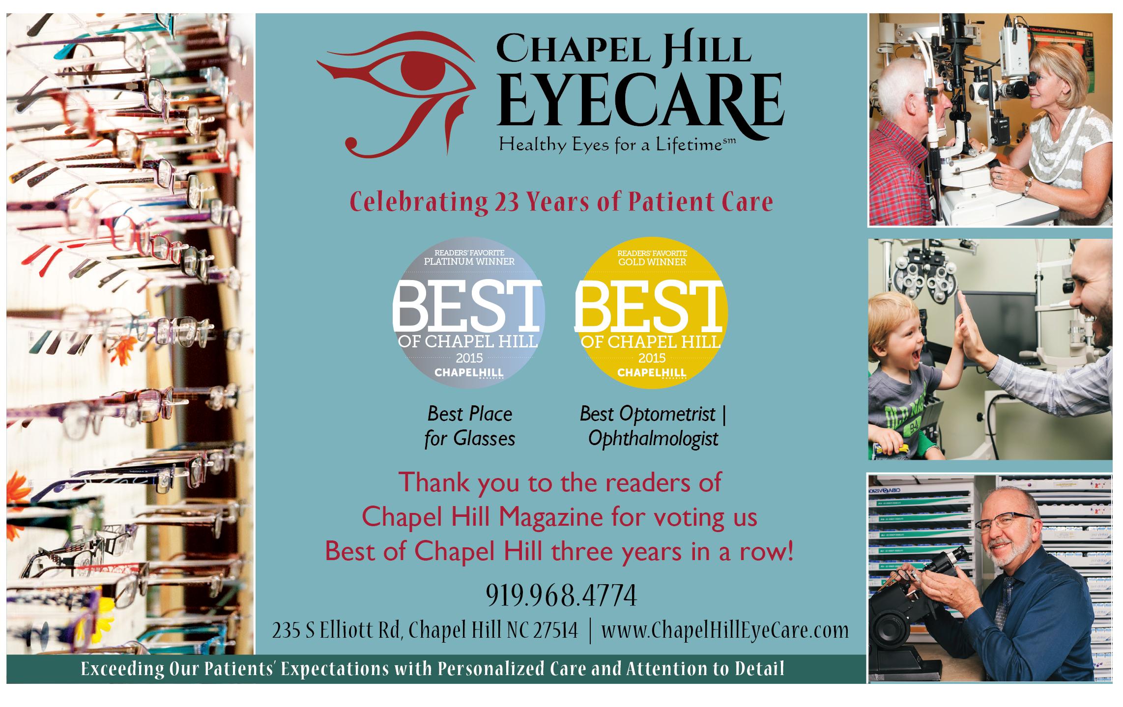 Best of Chapel Hill