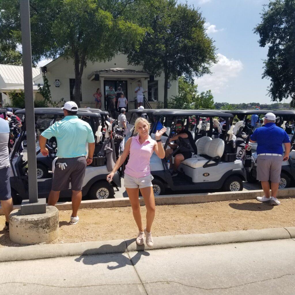 Golf Tournament in San Antonio