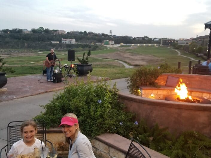 The Blast at The Quarry Golf Course