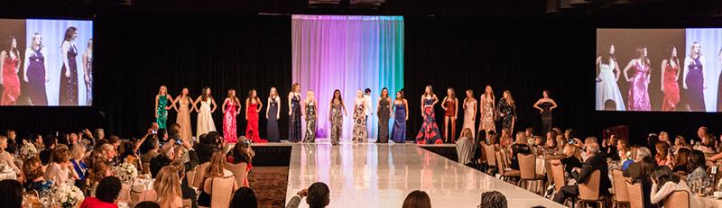 Las Ninas Fashion Show 2018 | Photos by Gilmore Studio