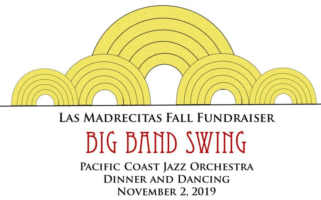 Fall Fundraiser 2019 | Big Band Swing – November 2, 2019