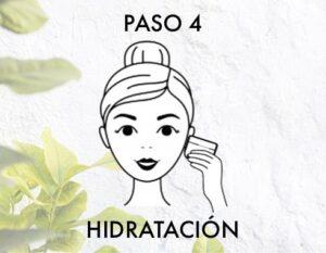 Paso esencial para tu piel y tu salud. Con el paso del tiempo vamos perdiendo la capacidad de retener agua, por lo que nuestra piel se reseca con más facilidad.