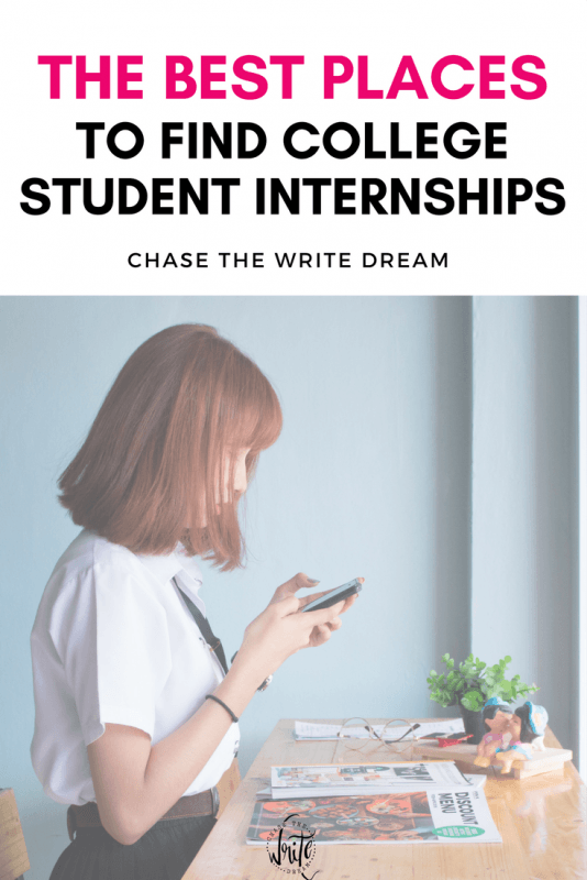 Get work experience with college student internships. Learn more about life as an adult in a real career before graduation. Click through to begin your search today! #college #career