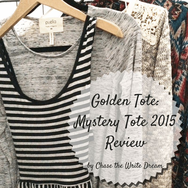 golden tote mystery tote review