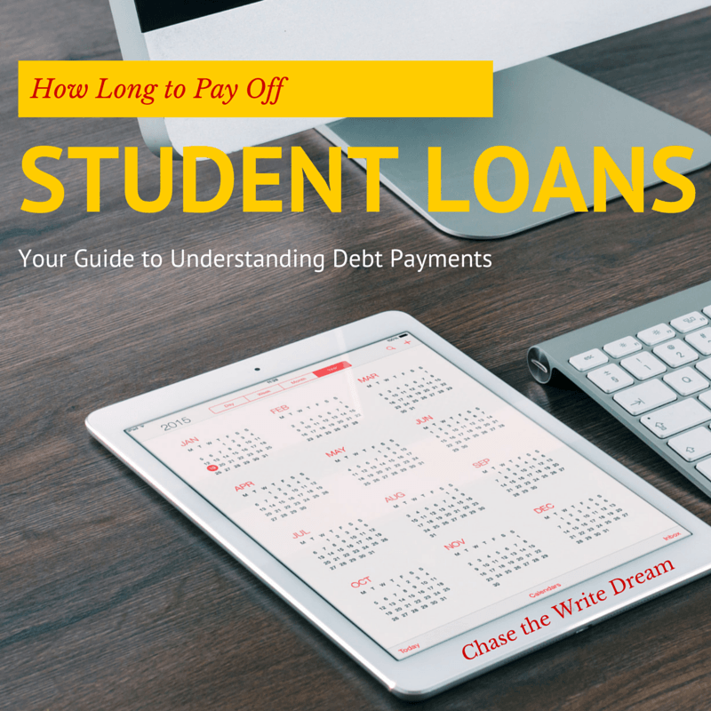 how long to pay off student loans
