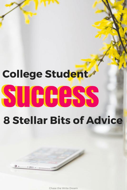 College Student Success: 8 Stellar Bits of Advice