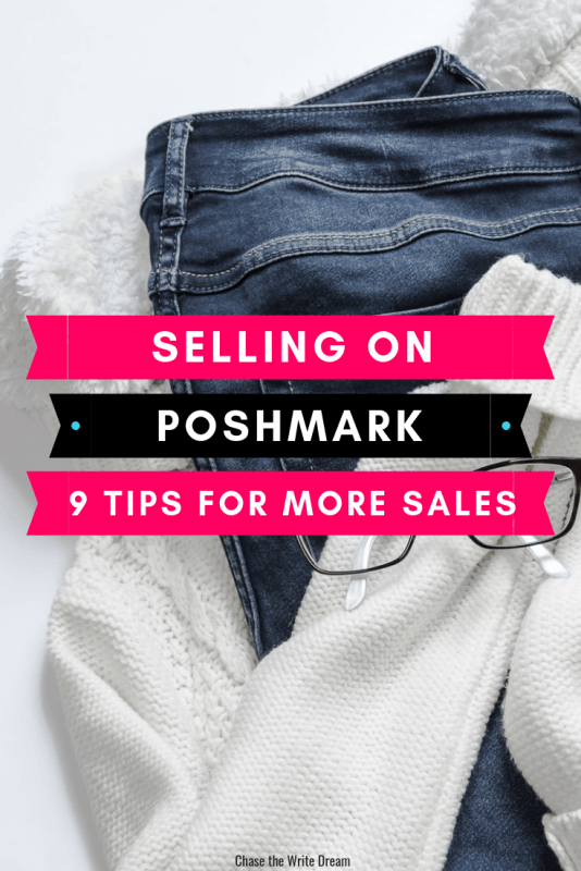 Selling on Poshmark: 9 Tips for More Sales