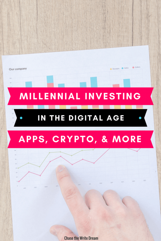 #Investing can be a difficult subject to grasp, but it's something new college grads and Millennials should understand. With the growing options the tech world is giving us for investing money, this post dives into some new options you may not be familiar with!