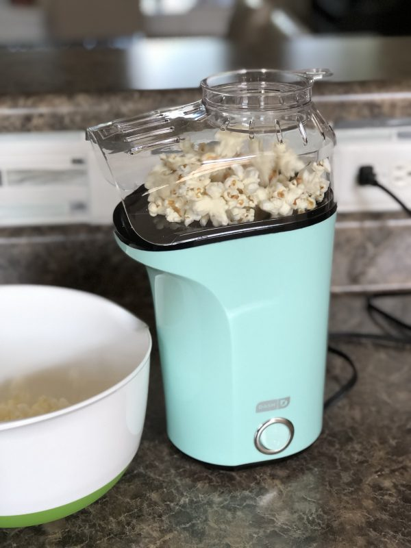 Dorm Room Cooking Essentials - Popcorn Popper