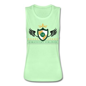 Flowy Muscle Tank (GREEN)