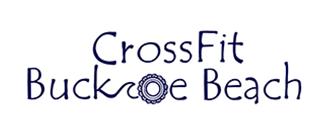 CrossFit Buckroe Beach logo