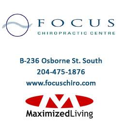 Focus Chiropractic Promotion Event