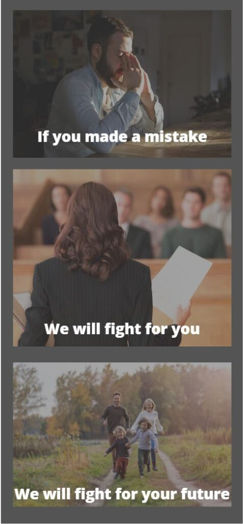 Tell a story with your images and avoid one of the common legal website mistakes.