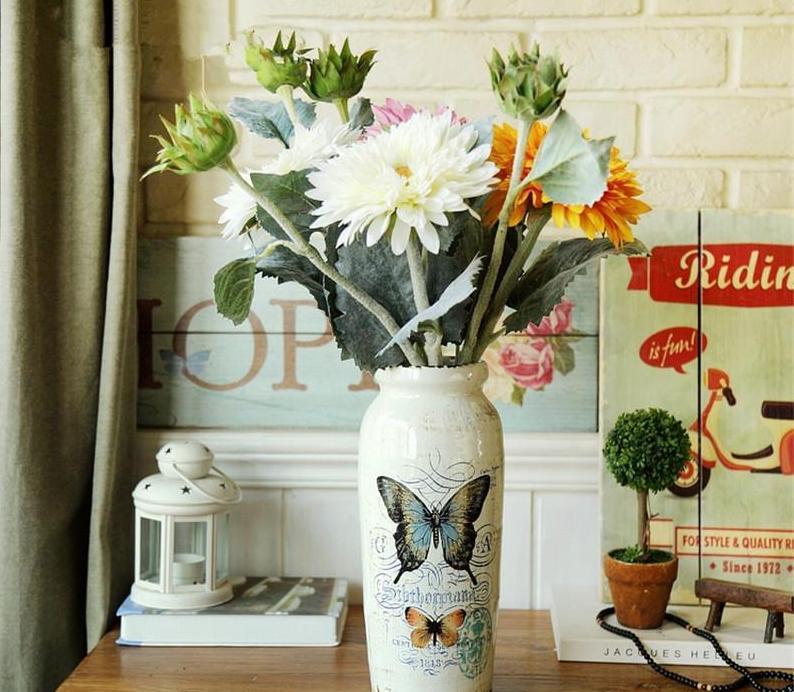 pastoral-style-decorative-flower-high-grade
