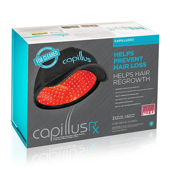 Capillus Rx Hair Regrowth System