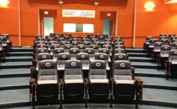 Seating Installations