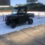 wrigley field seating installation cart