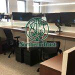 northern trust office installation