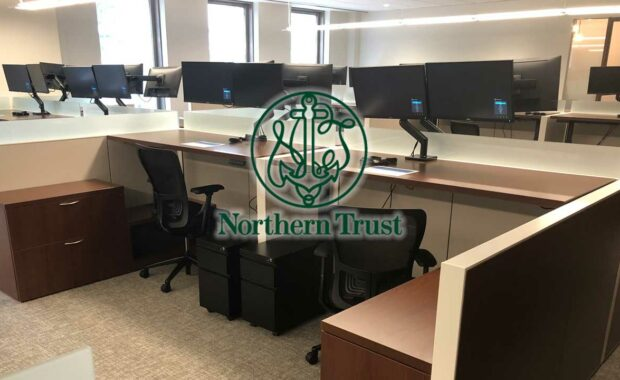 northern trust office installation