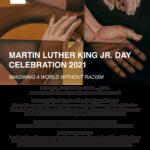 Martin Luther King, Jr. Day Celebration – January 18, 2021