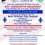 2021 Legislative Breakfast