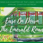 Ease On Down The Emerald Road
