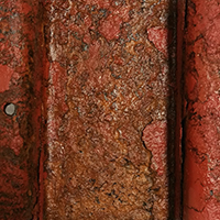 GuardX-JB Hunt case study-Legacy product after 500 hours of salt spray test