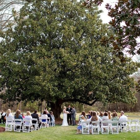 outdoor-ceremony-wedding-setup-at-the-brawley-estate-mooresville-north-carolina-timeless-event-venue