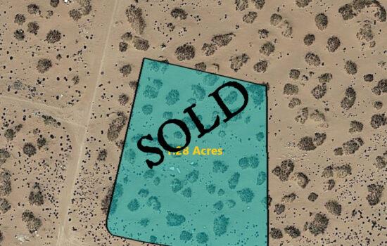 1.28 Acre lot on Durham in El Paso, Texas – H779-062-4710-0080